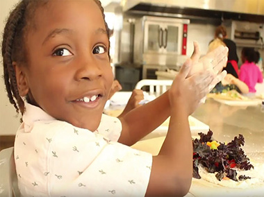 New Series of Youth-Centered Educational Videos Help Prepare Students for the Kitchen Classroom