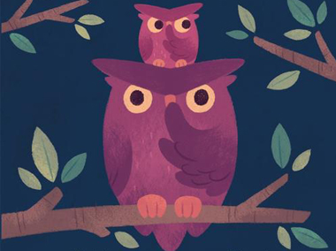 Picture Book Highlights | Owls Are Good At Keeping Secrets